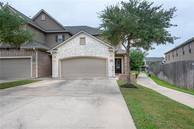 2200 Crescent Pointe Parkway, College Station, TX 77845 (MLS #20014930) :: NextHome Realty Solutions BCS