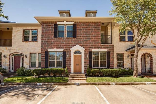 103 Forest Drive, College Station, TX 77840 (MLS #20014933) :: BCS Dream Homes