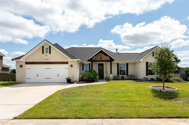 1610 Stoneridge Drive, Navasota, TX 77868 (MLS #20014951) :: The Lester Group
