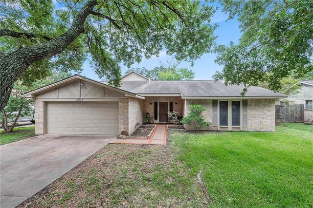 2811 Normand Drive, College Station, TX 77845 (MLS #20014964) :: NextHome Realty Solutions BCS