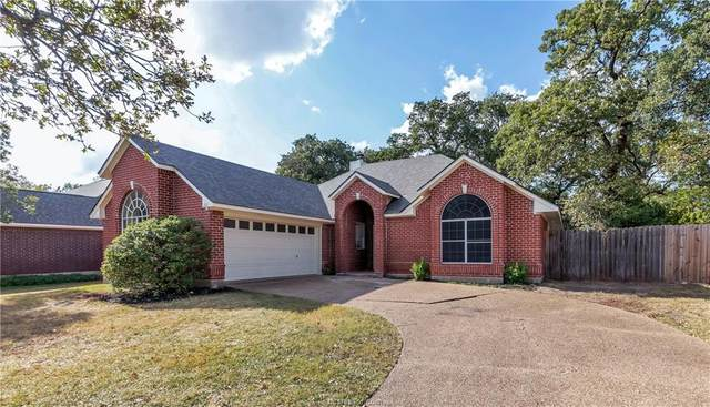 1301 Bayou Woods Drive, College Station, TX 77840 (MLS #20014977) :: Treehouse Real Estate