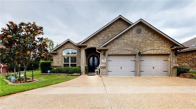 2106 Nicole Court, Bryan, TX 77802 (MLS #20014988) :: BCS Dream Homes