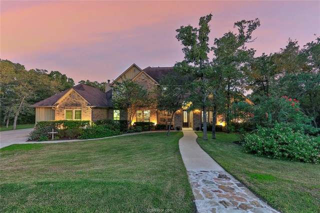 3499 Tahoma Trail, College Station, TX 77845 (MLS #20015015) :: NextHome Realty Solutions BCS