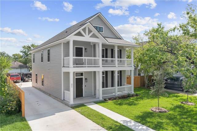 805 Fairview Avenue, College Station, TX 77840 (MLS #20015030) :: NextHome Realty Solutions BCS