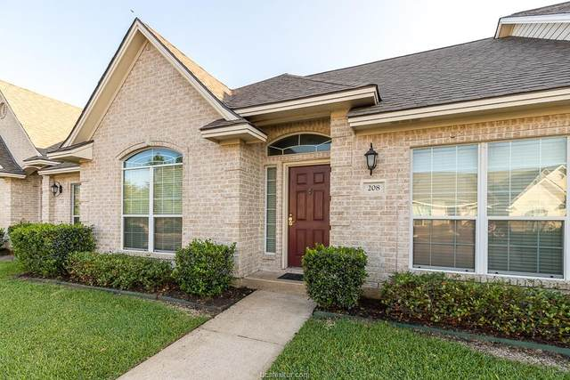 208 Fraternity, College Station, TX 77845 (MLS #20015042) :: Cherry Ruffino Team