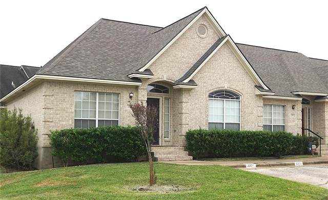 227 Navarro, College Station, TX 77845 (MLS #20015044) :: Treehouse Real Estate