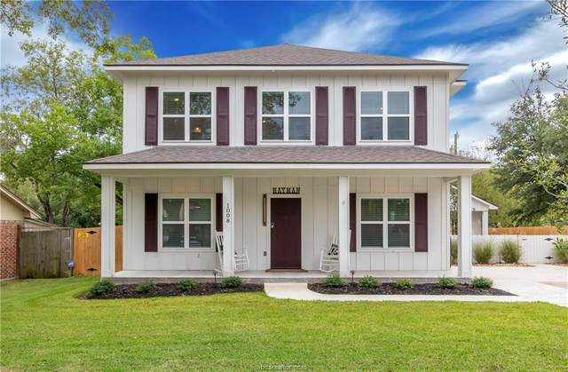 1008 Hereford Street, College Station, TX 77840 (MLS #20015049) :: The Lester Group