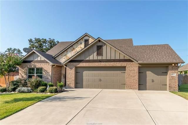 3470 Lockett Hall Circle, Bryan, TX 77808 (MLS #20015058) :: Treehouse Real Estate