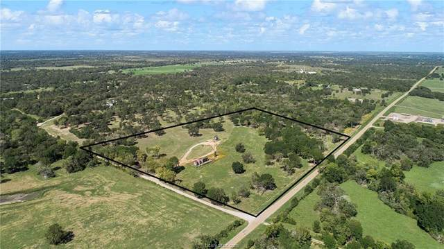 0000 Private Road 4041, 18.29 Ac, Caldwell, TX 77836 (MLS #20015098) :: The Lester Group