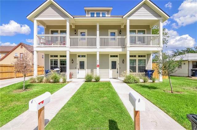 401 Nimitz Street A, College Station, TX 77840 (MLS #20015104) :: The Lester Group