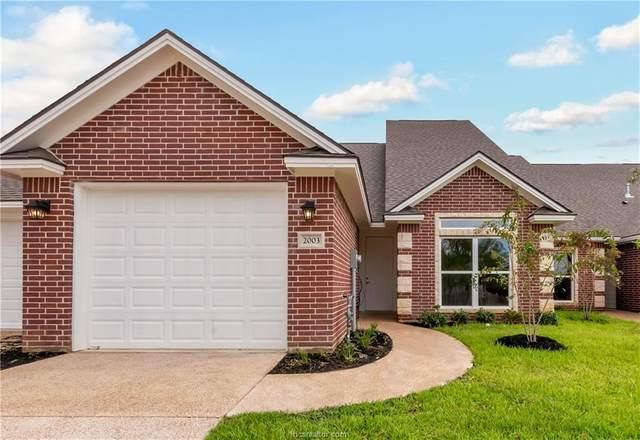 2003 Reagan Court, Bryan, TX 77802 (MLS #20015128) :: BCS Dream Homes
