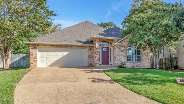 1607 Leopard Lane, College Station, TX 77840 (MLS #20016157) :: BCS Dream Homes