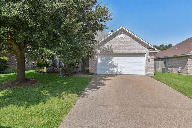 213 Bernburg Court, College Station, TX 77845 (MLS #20016163) :: NextHome Realty Solutions BCS