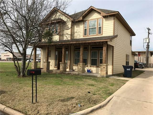 101 Richards Street, College Station, TX 77840 (MLS #20016230) :: NextHome Realty Solutions BCS