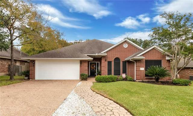 4909 Bay Oaks Court, College Station, TX 77845 (#20016234) :: First Texas Brokerage Company