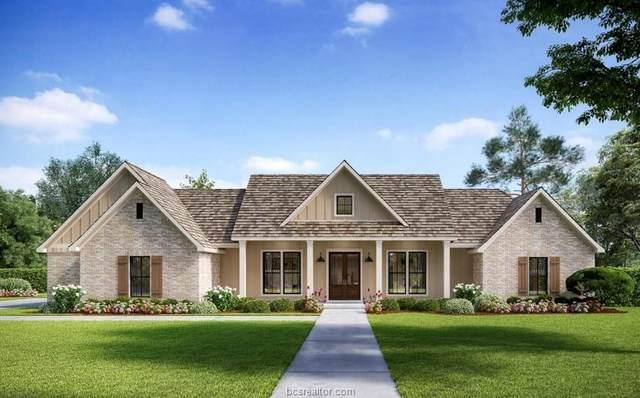 4780 Blazing Trail, Bryan, TX 77808 (#20016235) :: First Texas Brokerage Company