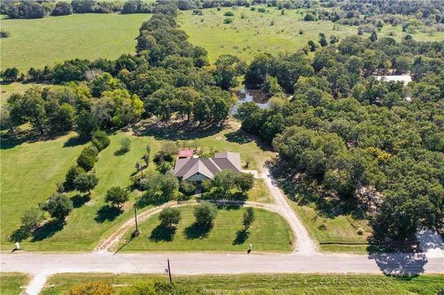 4143 Shepherd Hill Drive, North Zulch, TX 77872 (MLS #20016264) :: BCS Dream Homes