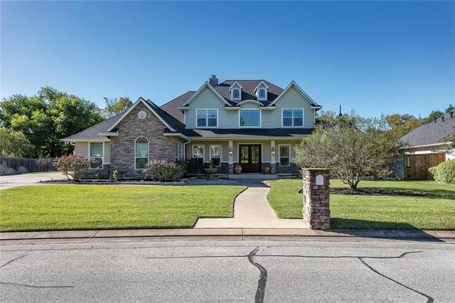 726 Plum Hollow Drive, College Station, TX 77845 (#20016292) :: First Texas Brokerage Company