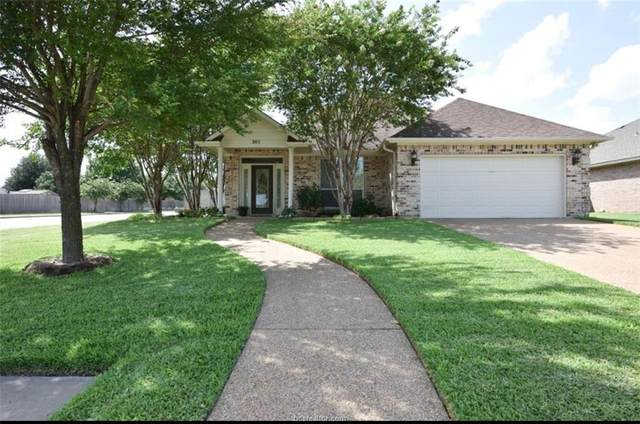 301 Bernburg Lane, College Station, TX 77845 (MLS #20016315) :: NextHome Realty Solutions BCS