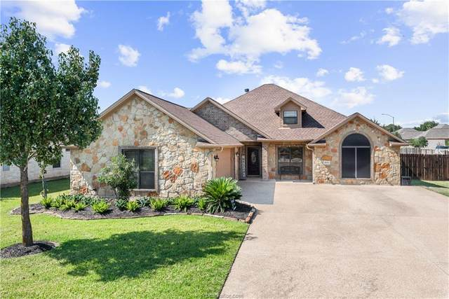 8420 Justin, College Station, TX 77845 (MLS #20016329) :: NextHome Realty Solutions BCS
