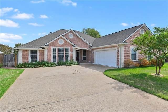 2702 Colony Creek Drive, Bryan, TX 77808 (MLS #20016384) :: Treehouse Real Estate