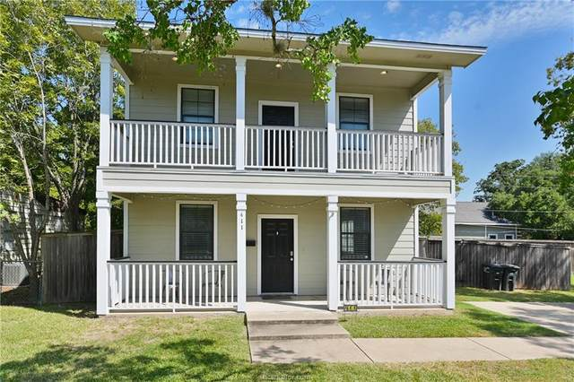 411 Montclair Avenue, College Station, TX 77840 (MLS #20016393) :: Cherry Ruffino Team