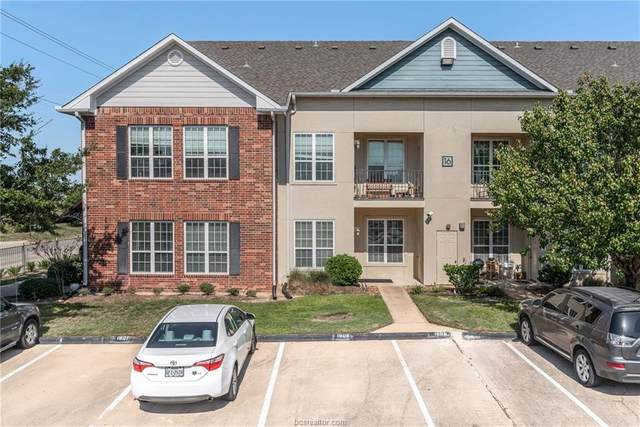 801 Luther Street #1606, College Station, TX 77840 (MLS #20016400) :: Cherry Ruffino Team