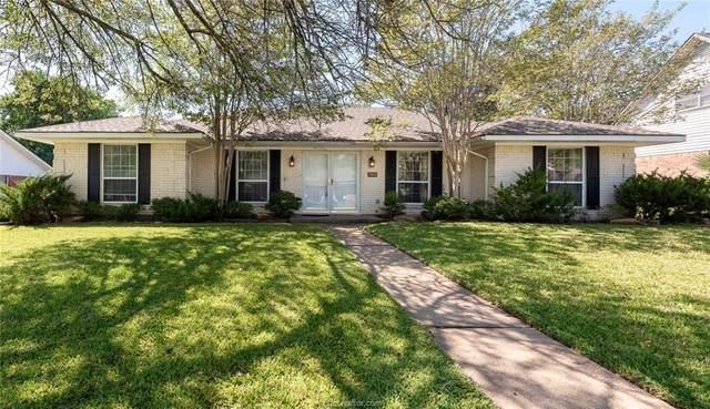 3804 Woodmere Drive, Bryan, TX 77802 (MLS #20016410) :: Cherry Ruffino Team