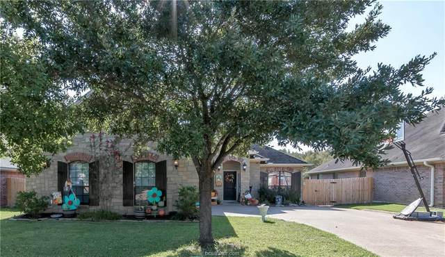 8434 Lauren Drive, College Station, TX 77845 (MLS #20016417) :: NextHome Realty Solutions BCS