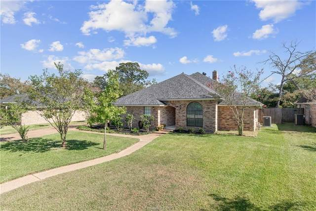 708 Encinas Place, College Station, TX 77845 (MLS #20016424) :: Cherry Ruffino Team