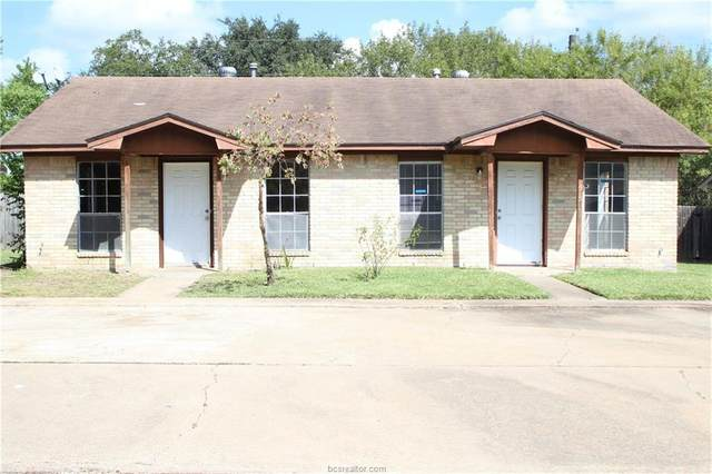 1513 Hillside Drive Cs, College Station, TX 77845 (MLS #20016458) :: Cherry Ruffino Team