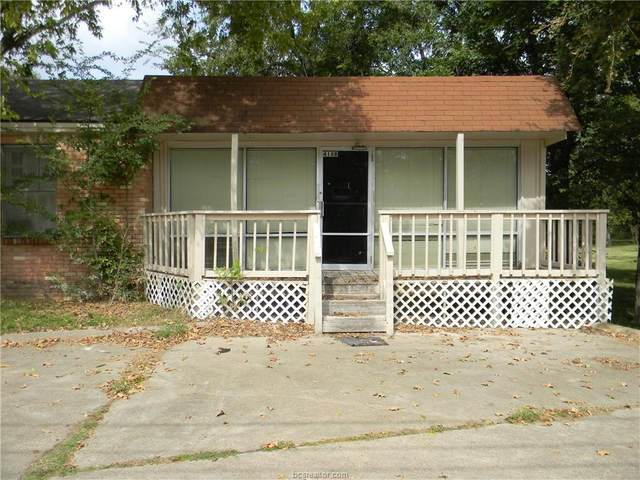 418 N Coulter Drive, Bryan, TX 77803 (#20016464) :: First Texas Brokerage Company