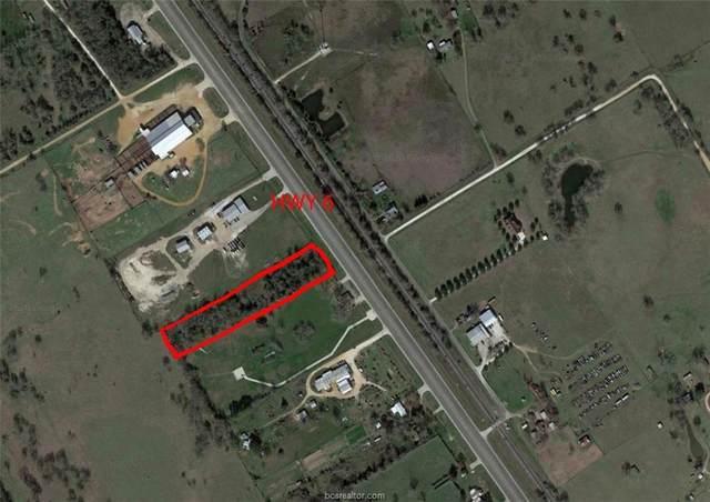 3.23 AC Hwy 6 Highway, Calvert, TX 77837 (MLS #20016468) :: NextHome Realty Solutions BCS