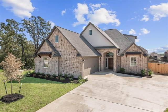 2705 Scatterby Cv Cove, College Station, TX 77845 (MLS #20016485) :: Treehouse Real Estate