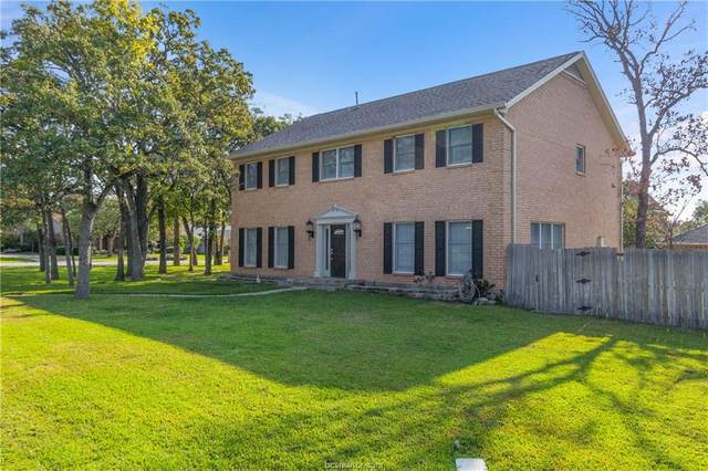 2806 Briar Grove, Bryan, TX 77802 (#20016530) :: First Texas Brokerage Company