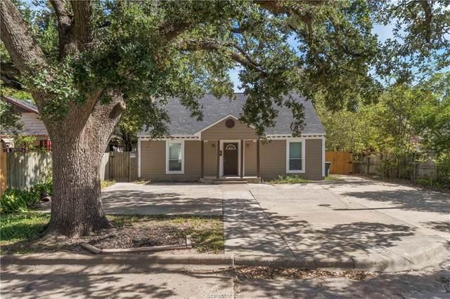 1016 Baker Avenue, Bryan, TX 77803 (MLS #20016535) :: NextHome Realty Solutions BCS