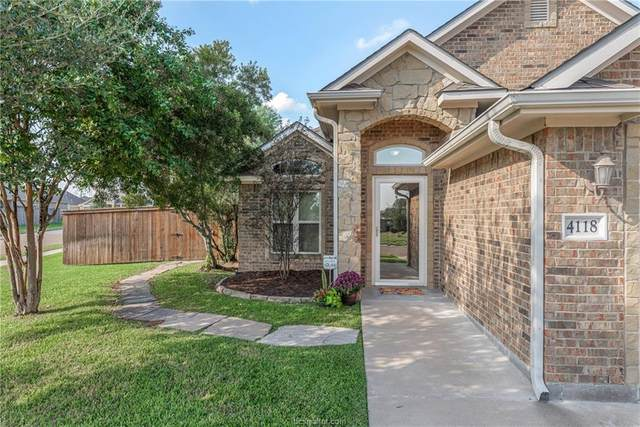 4118 Cripple Creek Court, College Station, TX 77845 (MLS #20016569) :: Cherry Ruffino Team