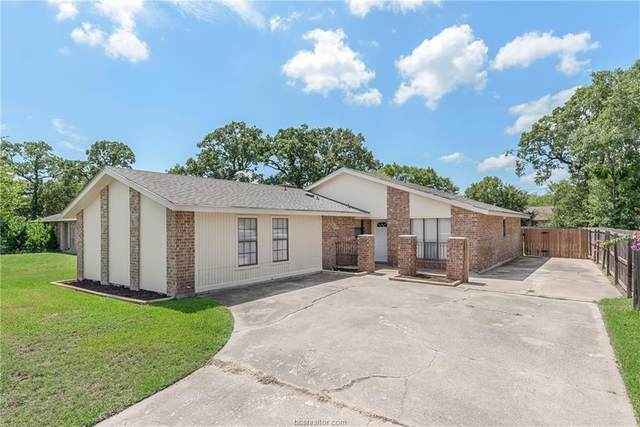 2910 Jennifer Drive, College Station, TX 77845 (MLS #20016575) :: Cherry Ruffino Team