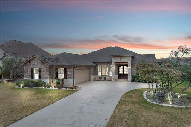 4411 Amberley Place, College Station, TX 77845 (MLS #20016606) :: RE/MAX 20/20