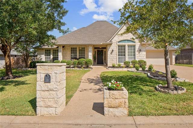 3207 Greta Court, College Station, TX 77845 (MLS #20016607) :: BCS Dream Homes