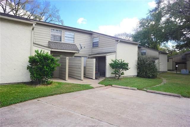 4405 Carter Creek #6, Bryan, TX 77802 (MLS #20016610) :: Treehouse Real Estate