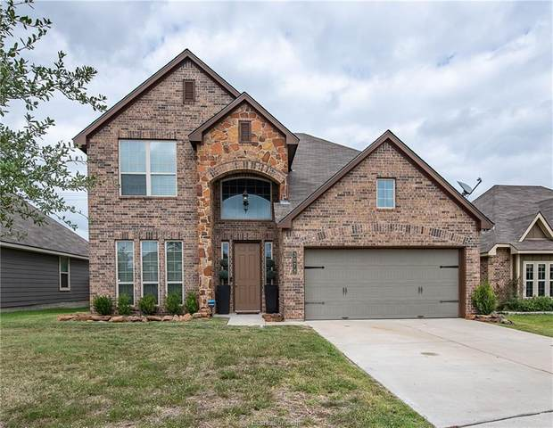 3078 Positano Loop, Bryan, TX 77808 (MLS #20016639) :: Treehouse Real Estate