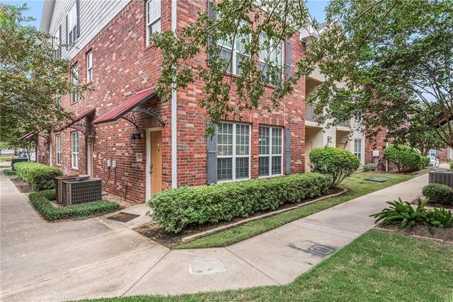 801 Luther Street #1403, College Station, TX 77840 (MLS #20016642) :: BCS Dream Homes