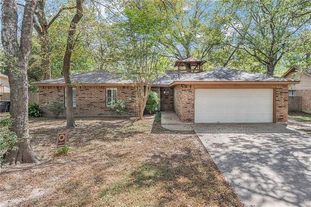 2806 Wilderness Drive, College Station, TX 77845 (MLS #20016656) :: BCS Dream Homes