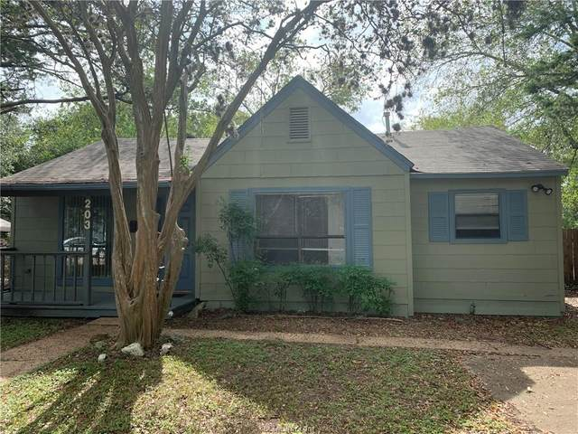 203 Davis Street, Bryan, TX 77801 (MLS #20016660) :: Treehouse Real Estate