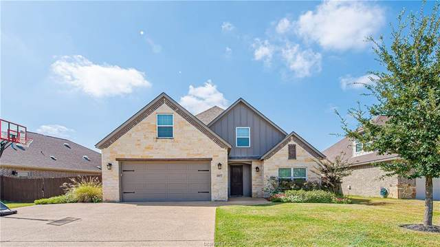 4107 Deep Stone Court, College Station, TX 77845 (#20016677) :: First Texas Brokerage Company