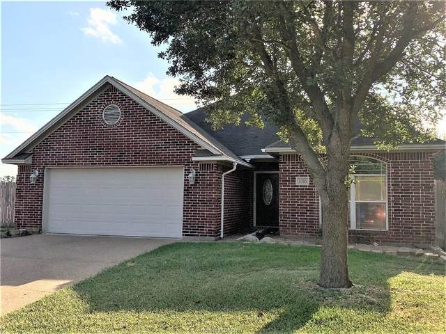 3316 Fredrick Court, College Station, TX 77845 (MLS #20016679) :: RE/MAX 20/20