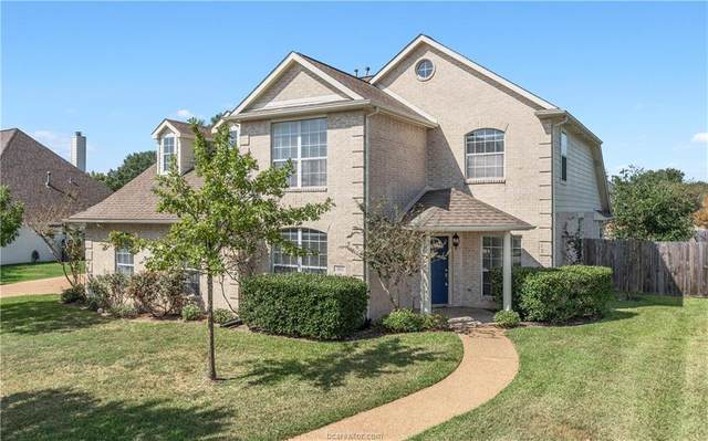 703 Putter Court, College Station, TX 77845 (#20016699) :: First Texas Brokerage Company