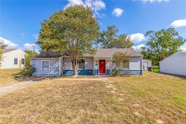 4317 Nagle St, Bryan, TX 77801 (MLS #20016724) :: Treehouse Real Estate