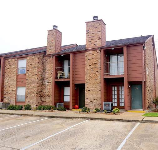 904 University Oaks #79, College Station, TX 77840 (MLS #20016728) :: BCS Dream Homes